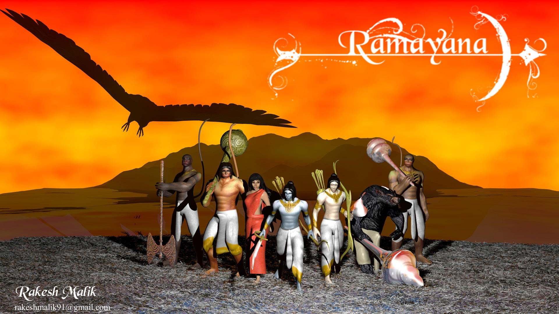 New Full Ramayan Picturs for Free Download