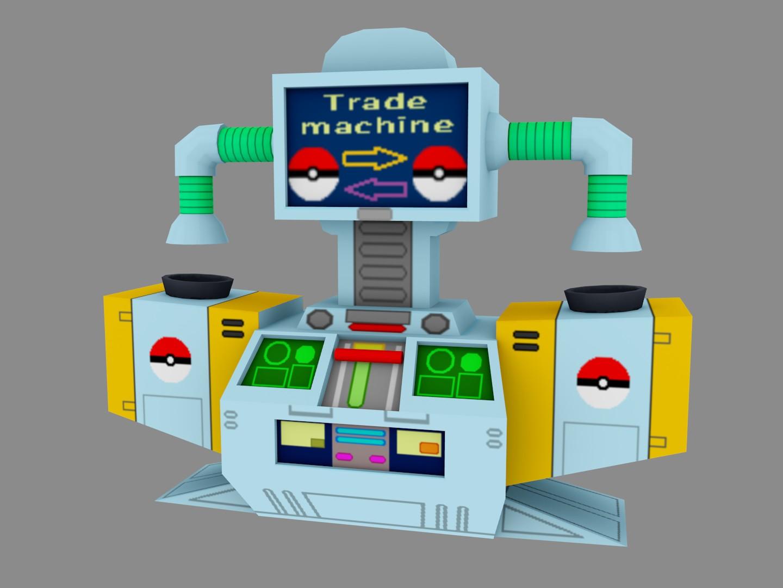 Trade Machine