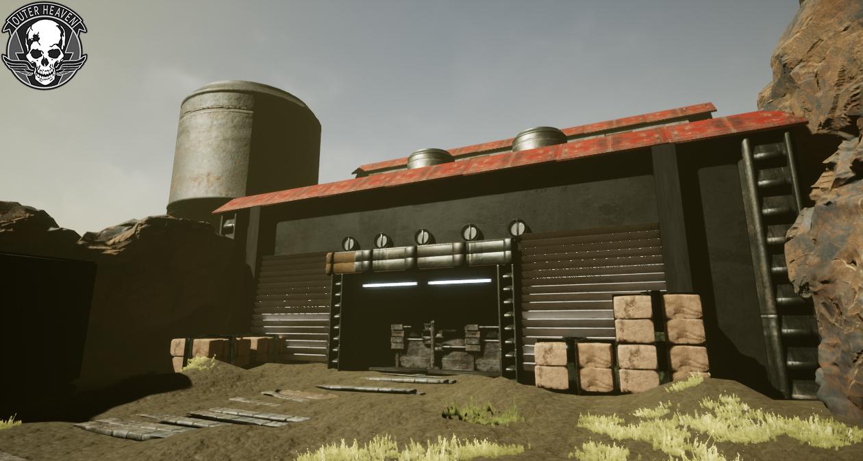 Tank hangar 2 image - Outer Heaven - Indie DB
