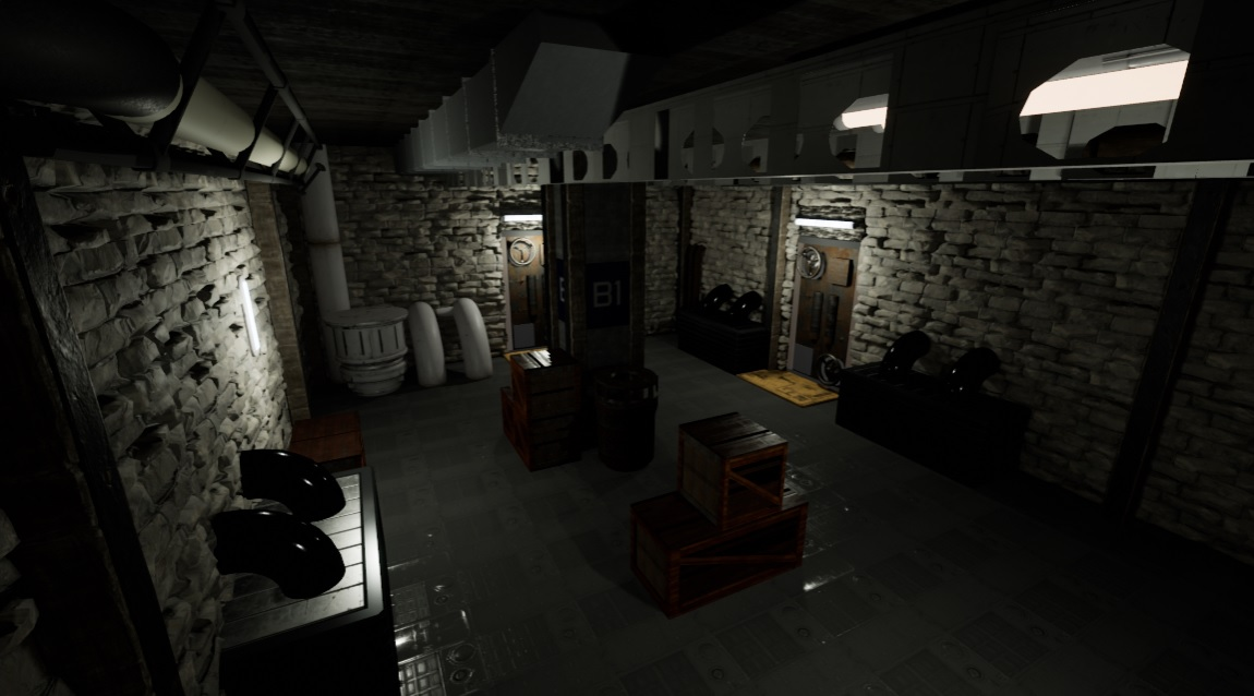 Outer Heaven Windows game - Indie DB