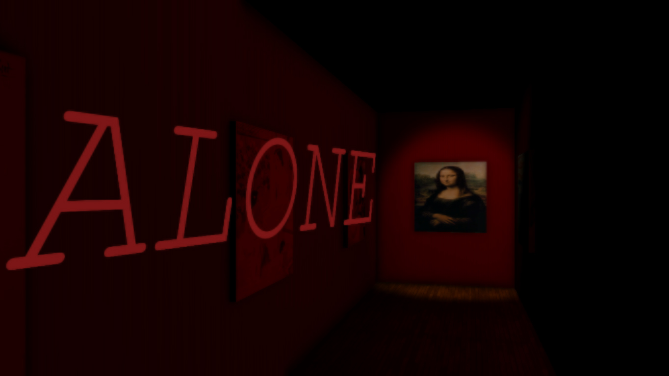 alone the horror game windows
