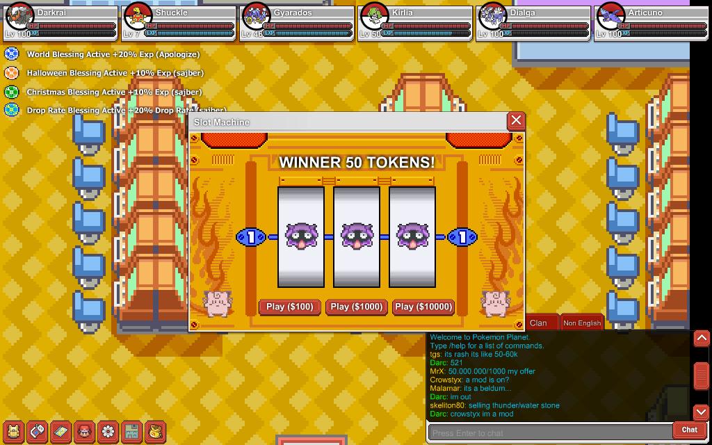 casino pokemon