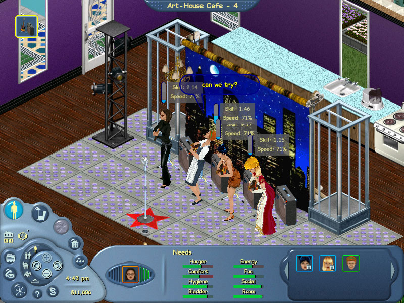 online games sims free