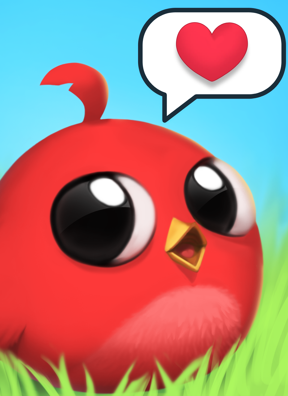 Bird Land - Pet Game » Android Games 365 - Free Android ...  Pet Bird Games