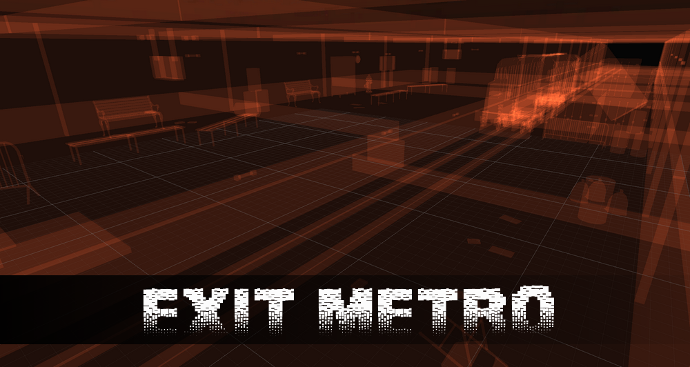 EXIT METRO - OVERDRAW VIEW
