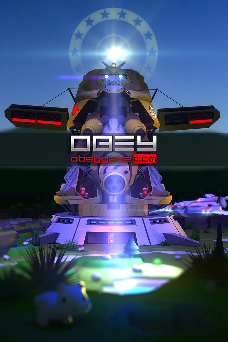 OBEY Windows, Mac, Linux game - Indie DB