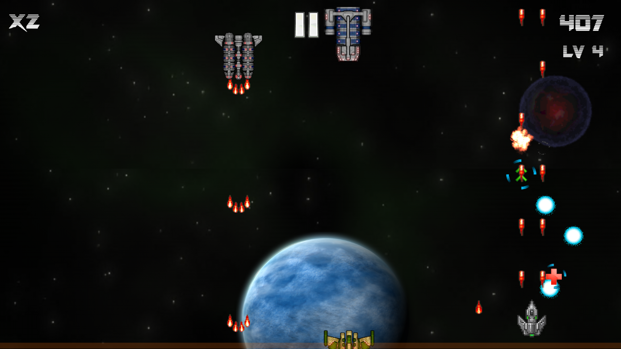 W3 Image Space Shooter 90 Indie Db