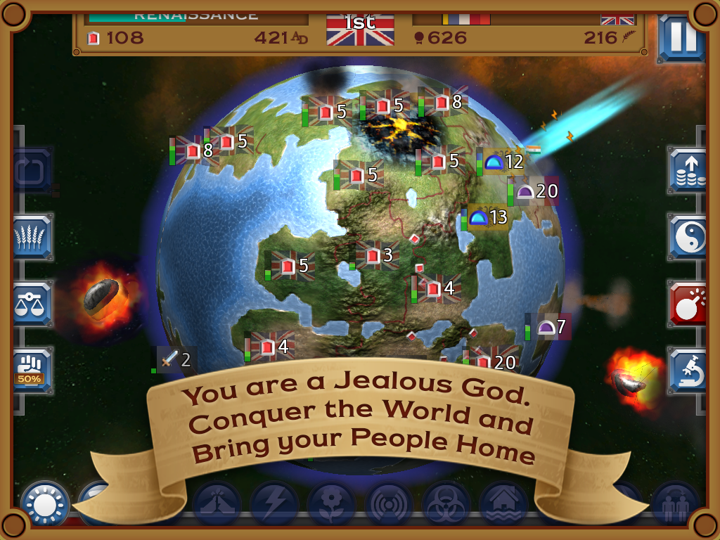 conquerors in the new world