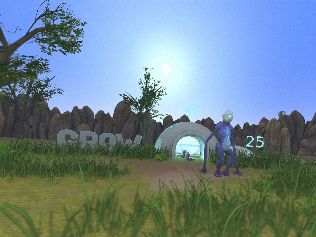 Grow A Pointless Garden Simulator Windows Mac Linux Game Indie Db