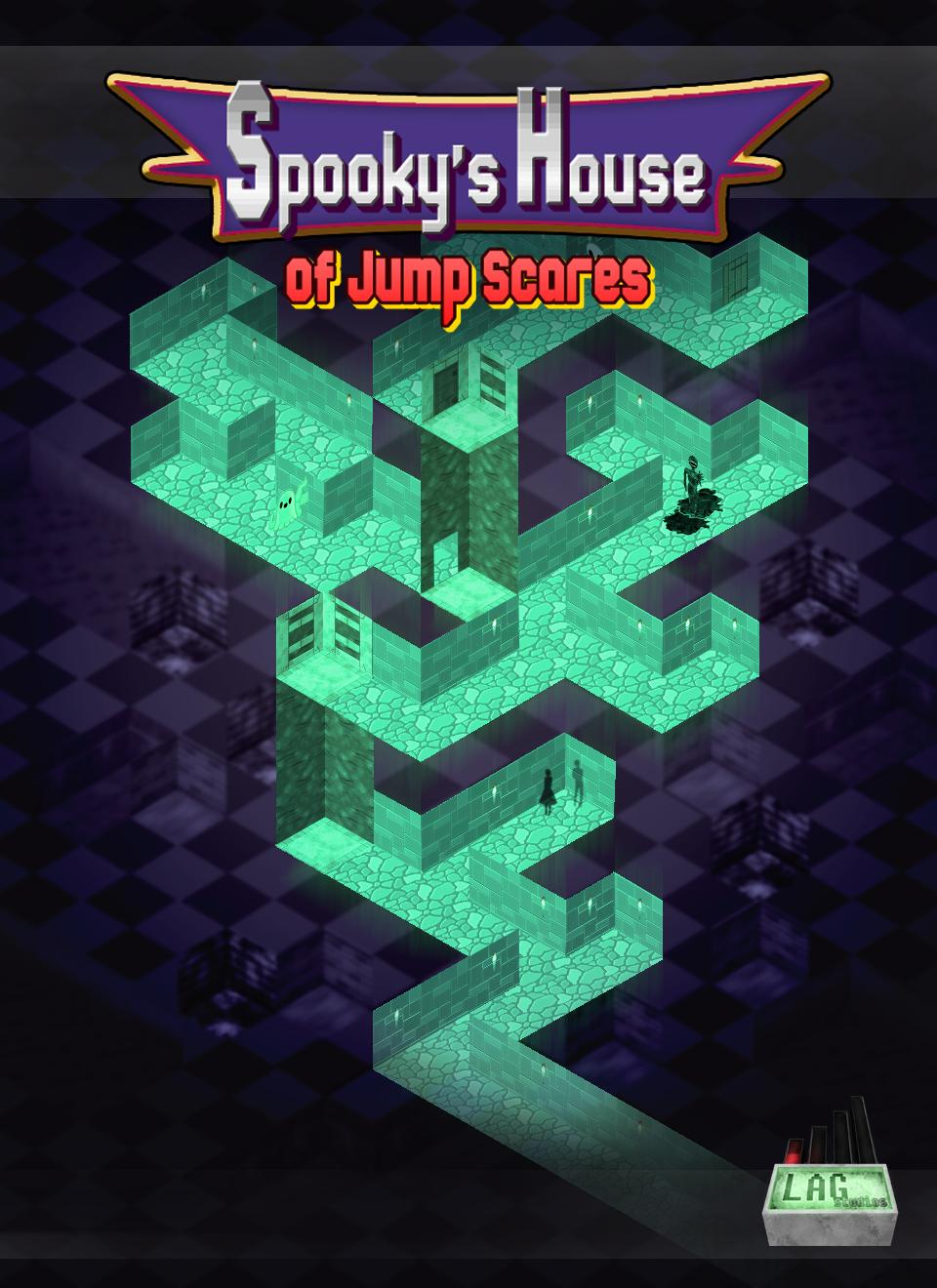 spooky u0027s jump scare mansion windows game indie db