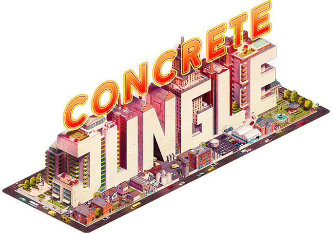Concrete Jungle Logo