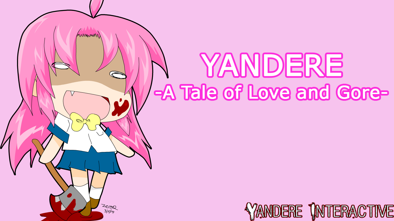 Yandere A Tale Of Love And Gore Wallpaper Image Indie Db