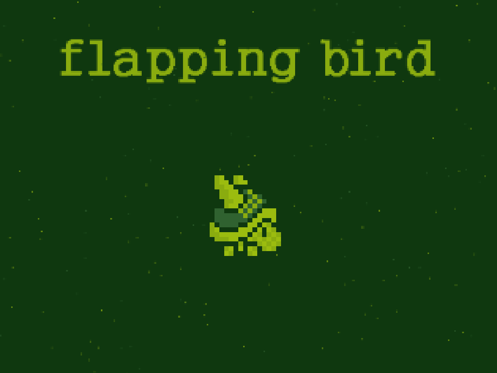 flapping bird - a game of midlife crisis