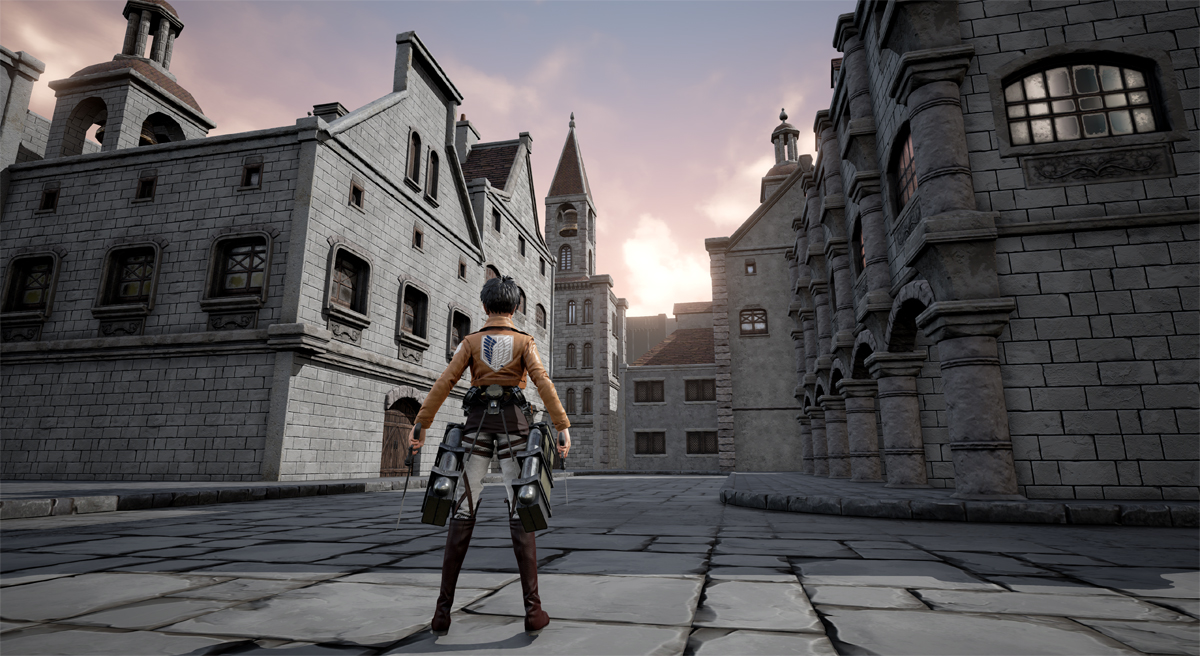 The Attack on Titan Fan Game is a non-profit game that will create a fun, highly skilled, multiplayer experience. It is still early in development, so a lot...