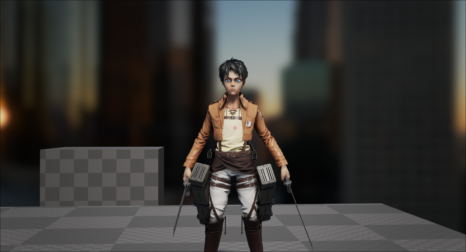 <b>巨人の猎手Attack On Titan Tribute Game</b> by Feng
