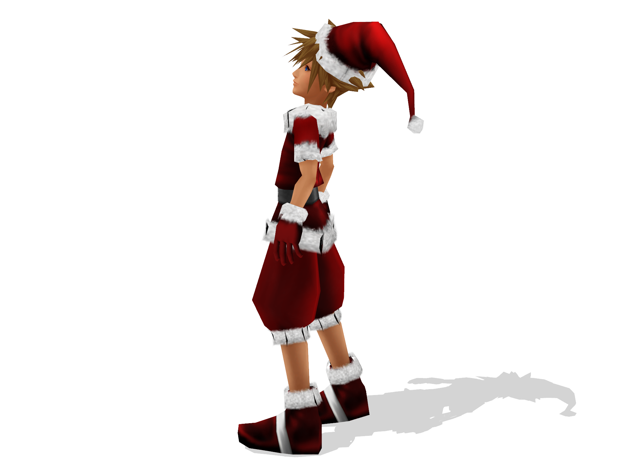 Merry Early Christmas from Sora image - Kingdom Hearts Fan-Game ...