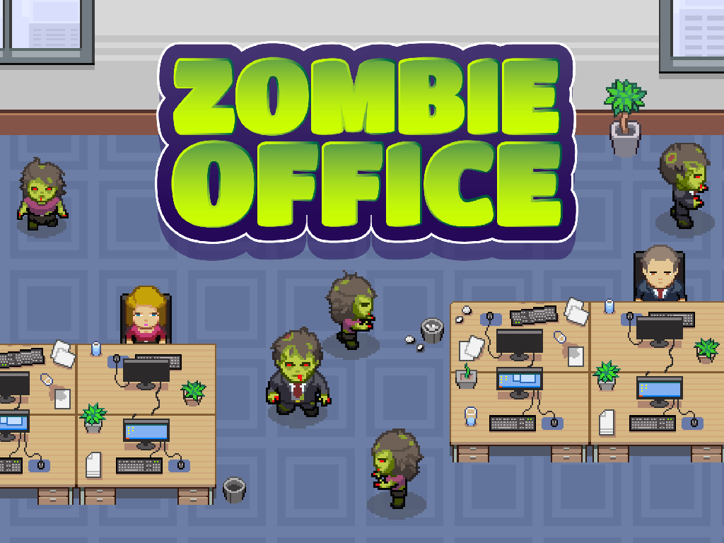 zombie office politics windows mac linux game indie db boxart