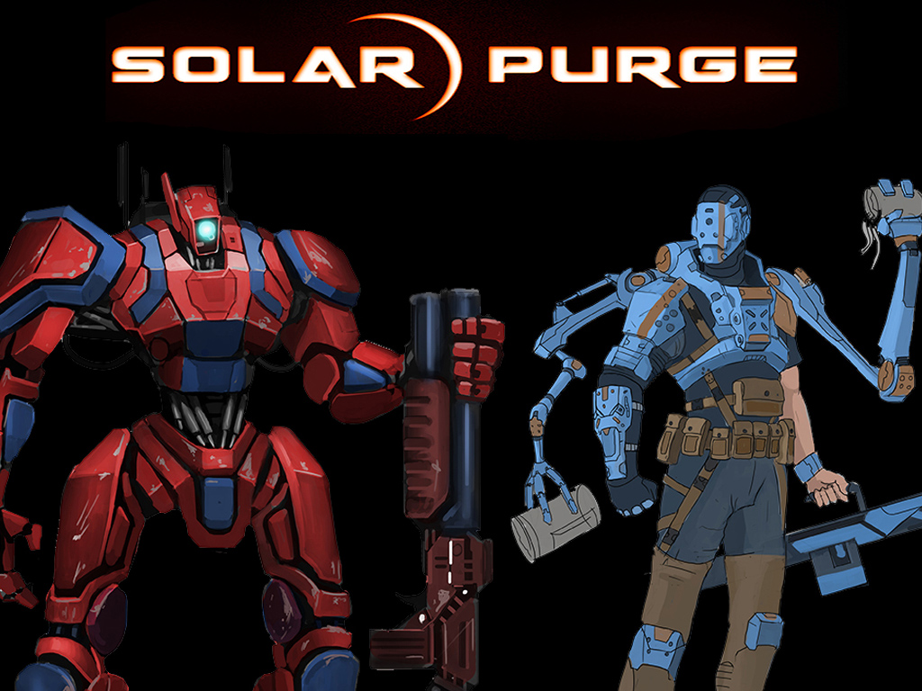 Solar Purge Windows game - Indie DB
