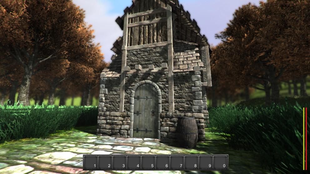 Medieval Survival Game