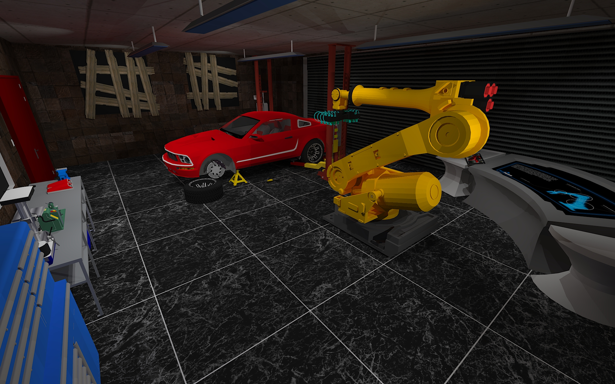 Fix My Car Zombie Survival screenshots image In DB