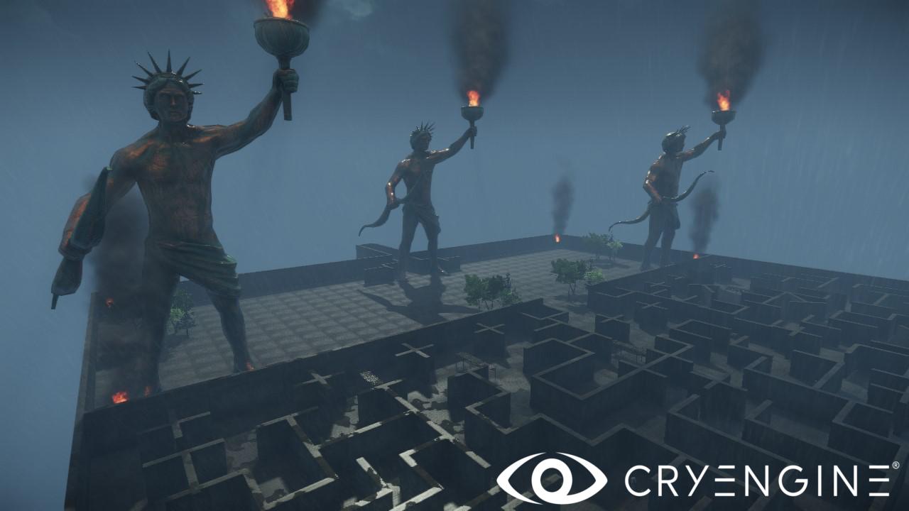 Lockdown - CRYENGINE EAAS 3.6.15 Mini-game