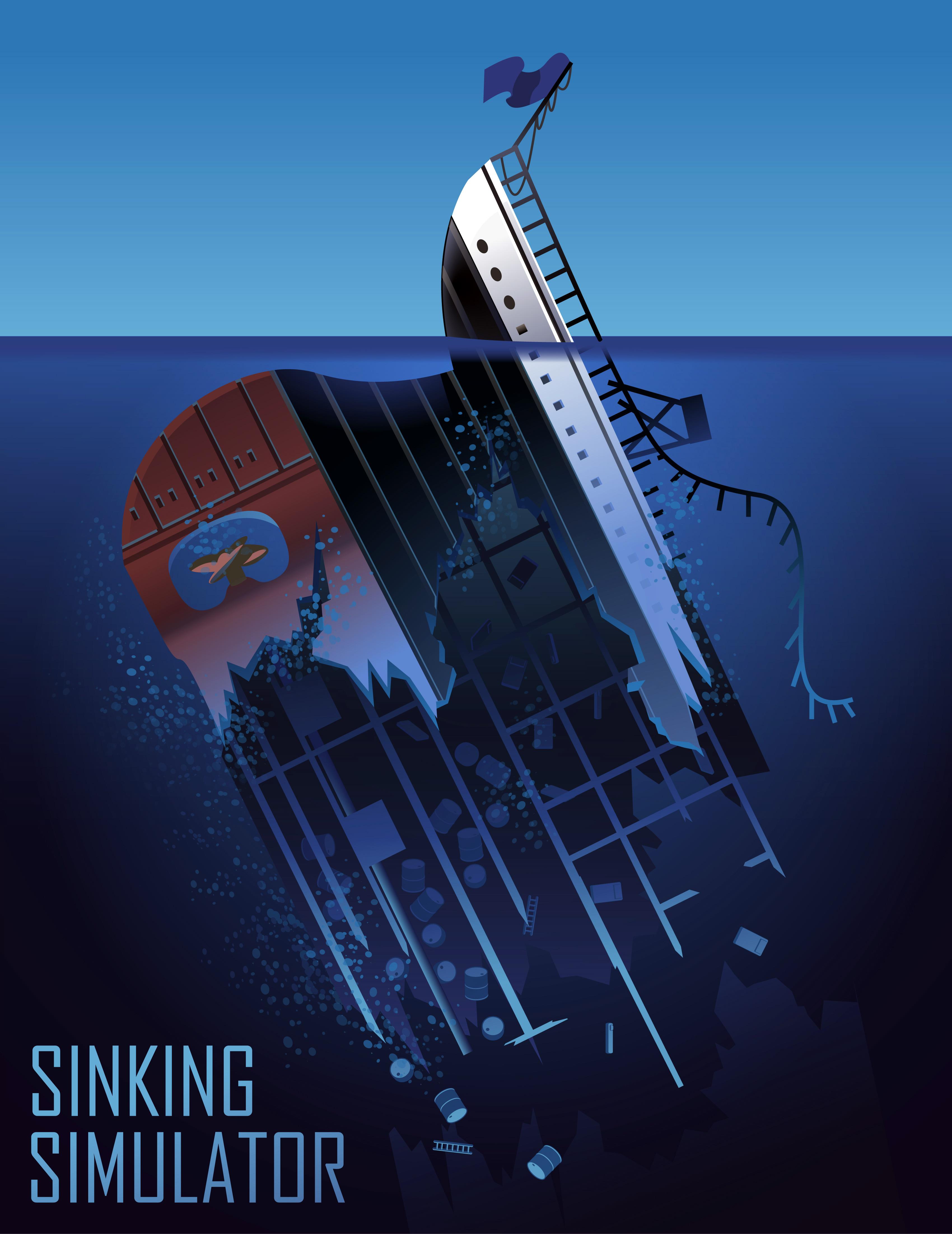 Скачать игру симулятор титаника ship sandbox