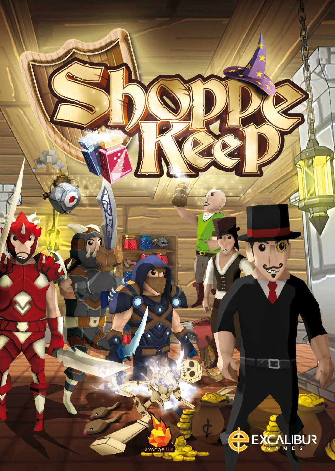 Shoppe Keep Cover