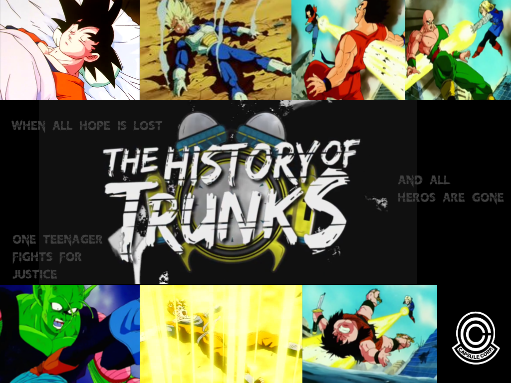 Dragon Ball Z: History of Trunks - The game Windows