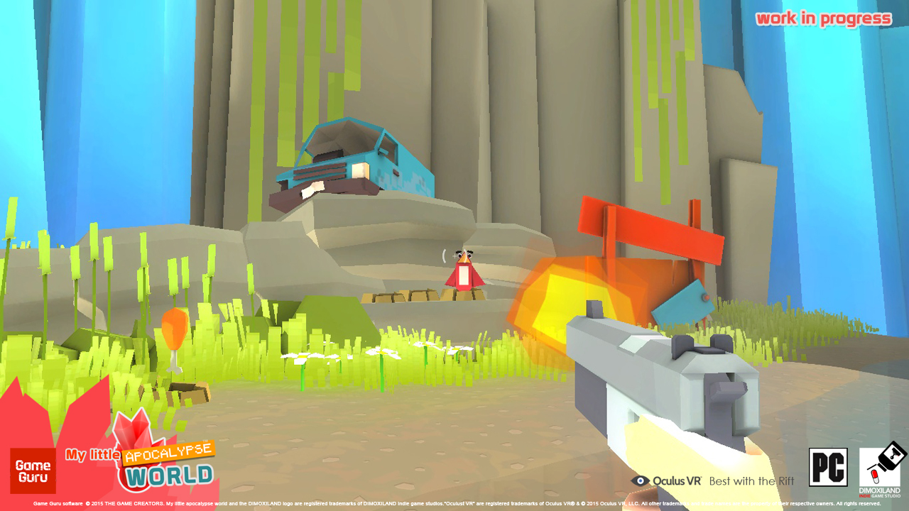 My little APOCALYPSE world - GameGuru Forum