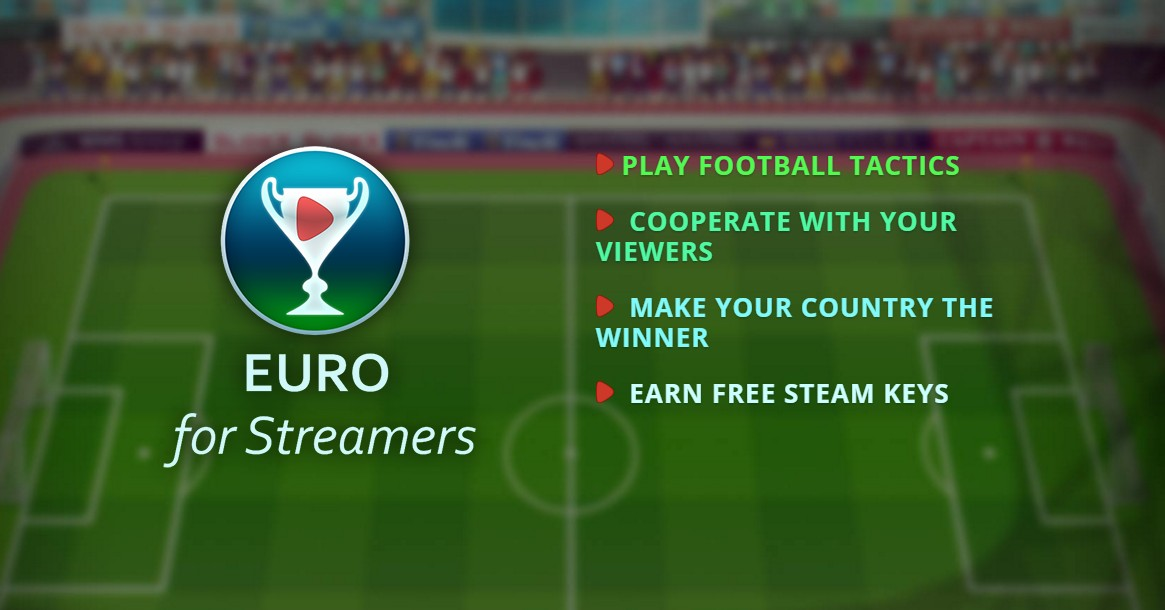 Let's celebrate European Championship with Football Tactics