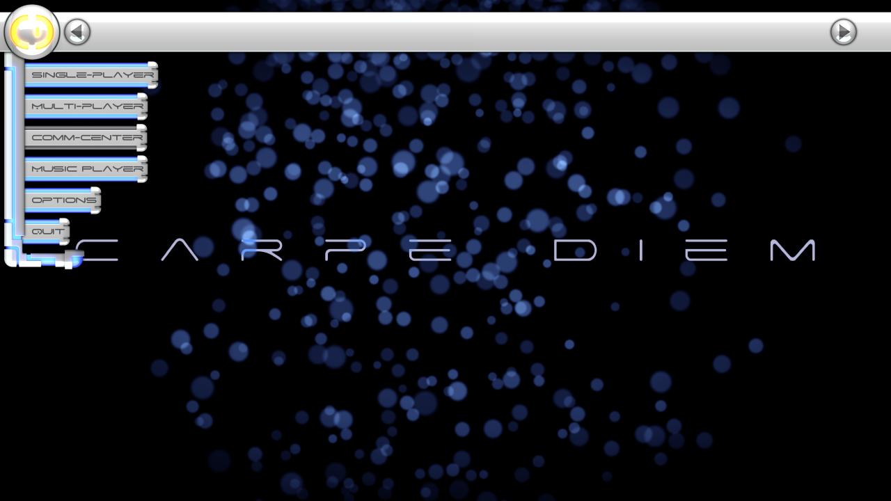 Carpe Diem Screen Shot Collection
