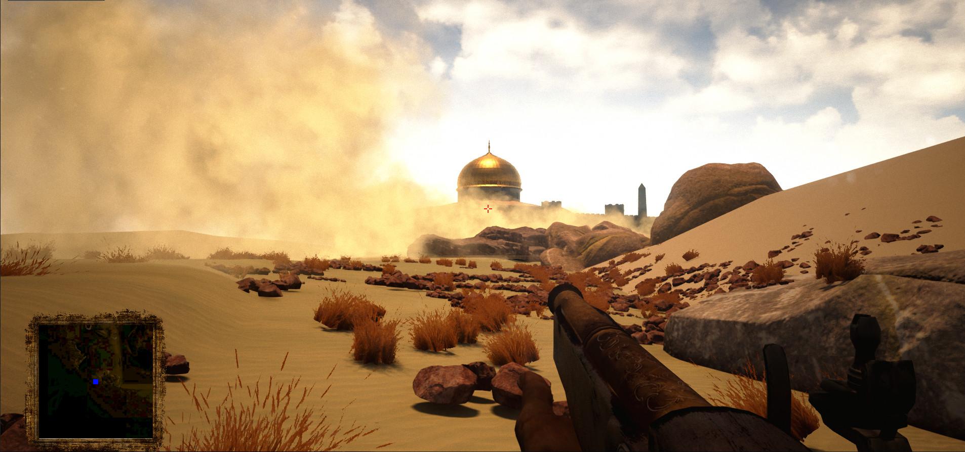 Sandstorm in Antinomy