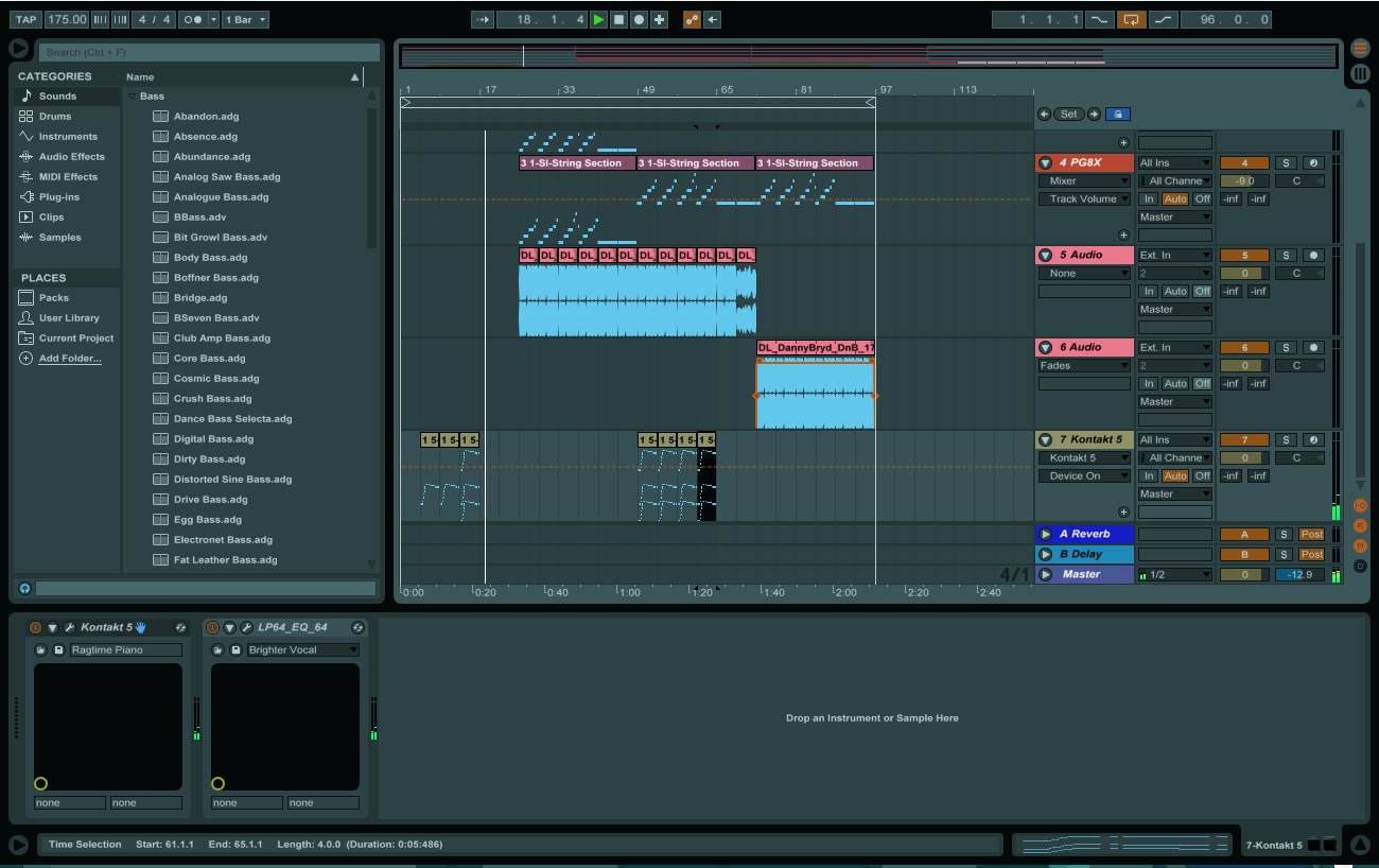 Making more music image open dimension portals alpha indie db