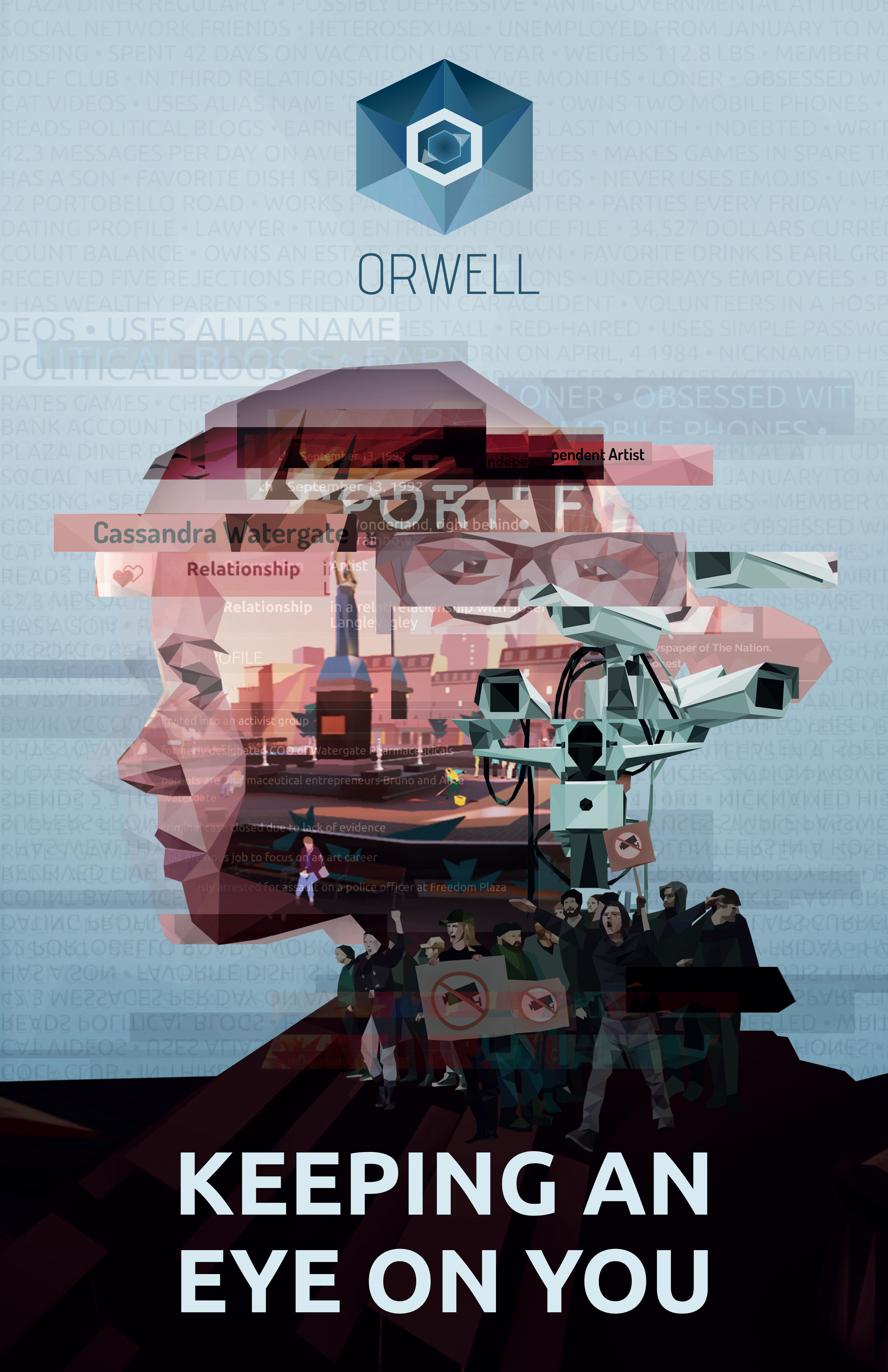 Orwell Windows Game Indie Db