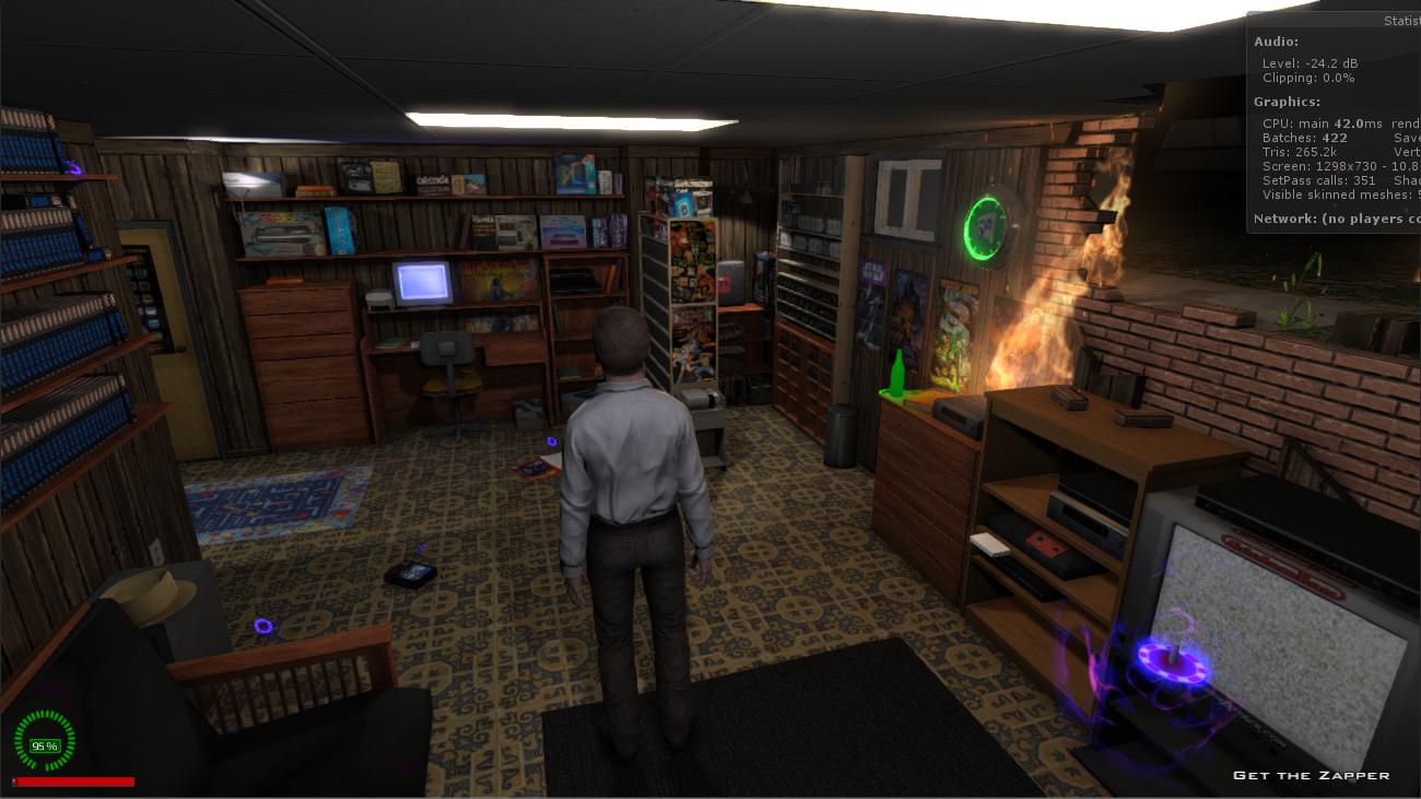 Avgn Game Room