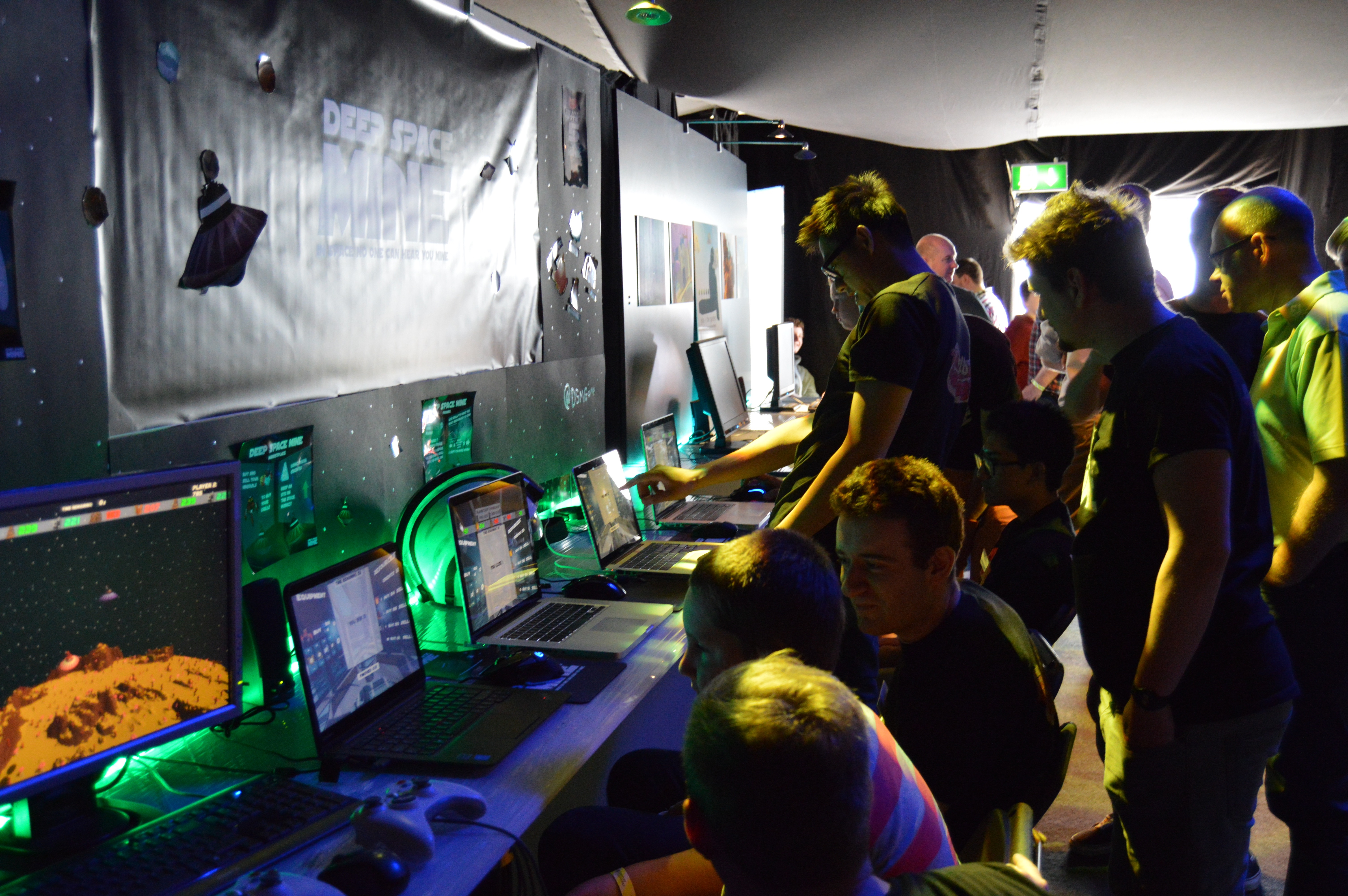 Our ProtoPlay Booth Full