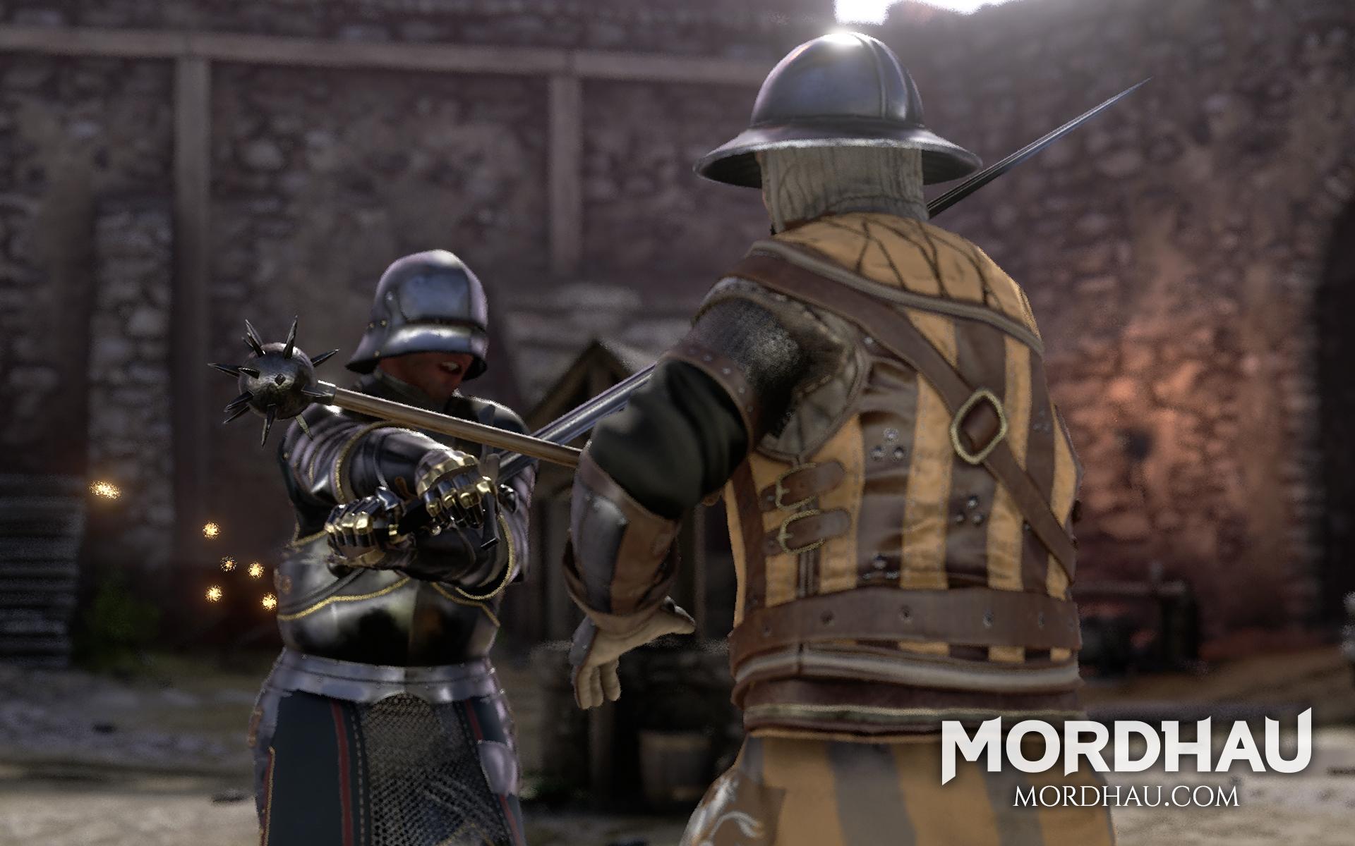 Mordhau Kickstarter: March 8th 2017 news - Mod DB