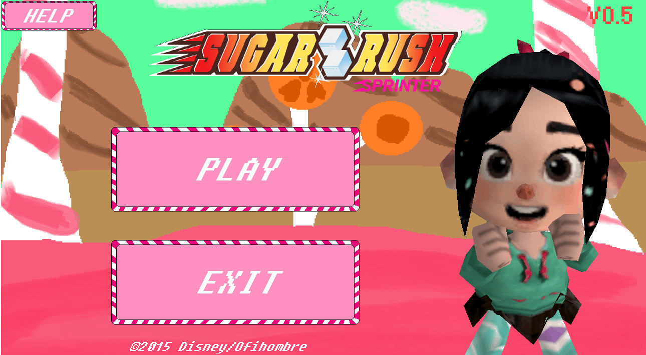 The Game Sugar Rush