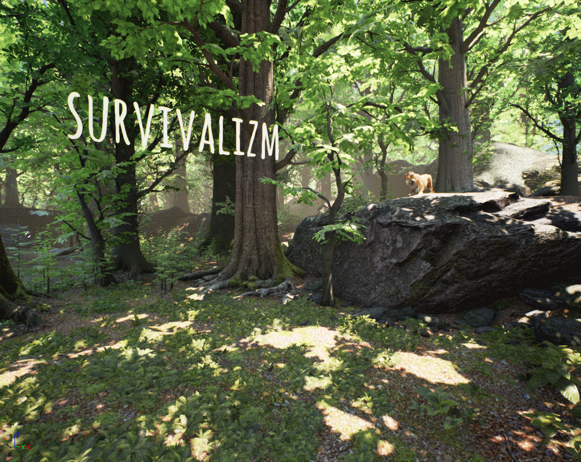 Survivalizm - The Animal Simulator Windows, Mac, Linux game - Indie DB