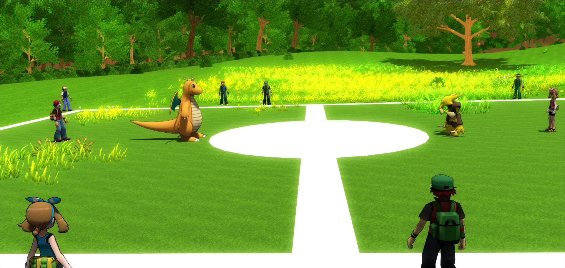 Pokémon MMO 3D Windows, Mac, Linux game - Indie DB