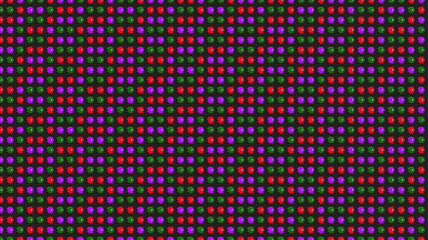 Fuzzy Horde Wallpaper Set 1 Image Indie Db