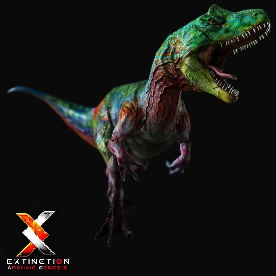 Extinction: Archaic Genesis