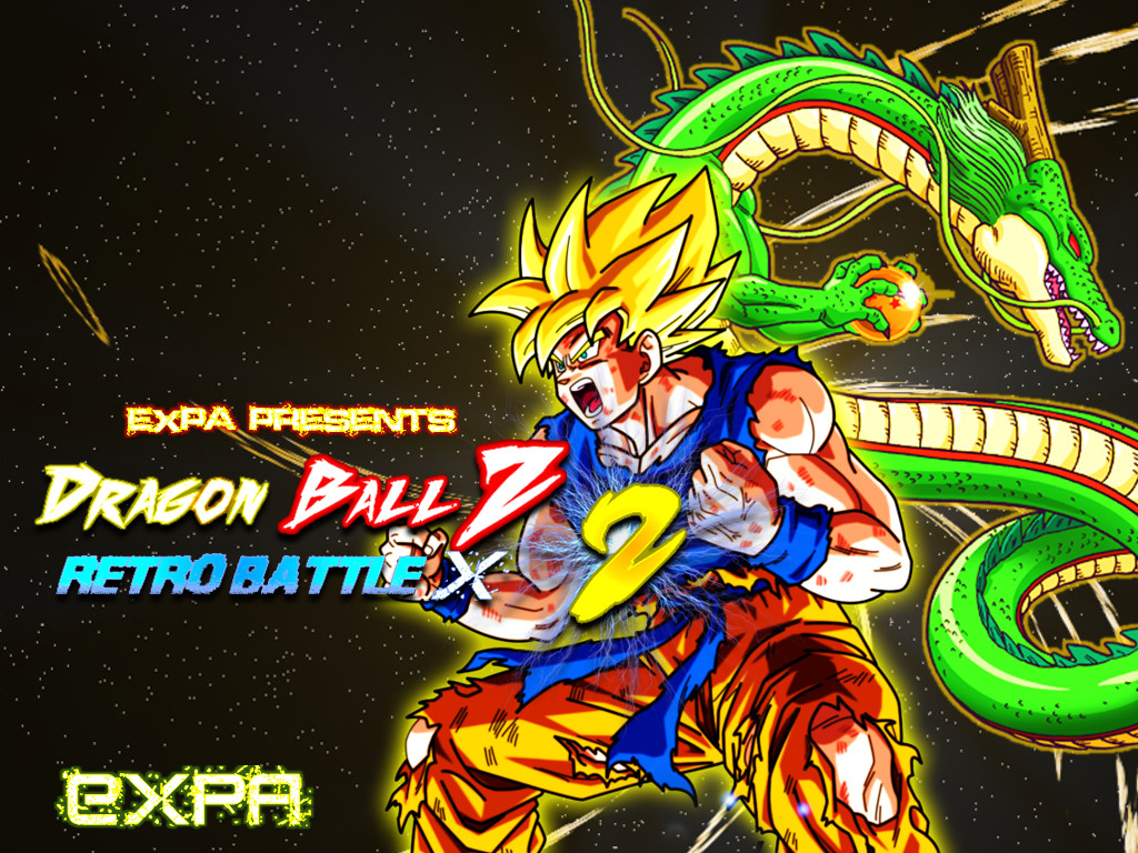Dragon Ball Z : Retro Battle X 2 Windows game - Indie DB