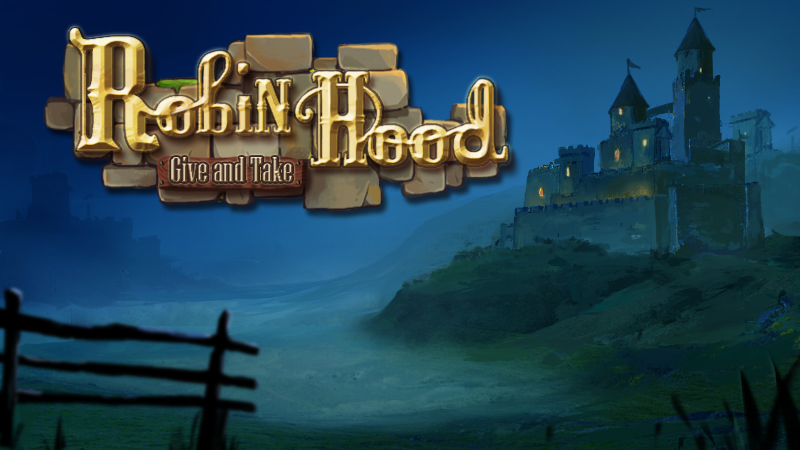 لعبه Robin Hood: Give and Take v1.14 مدفوعه كامله