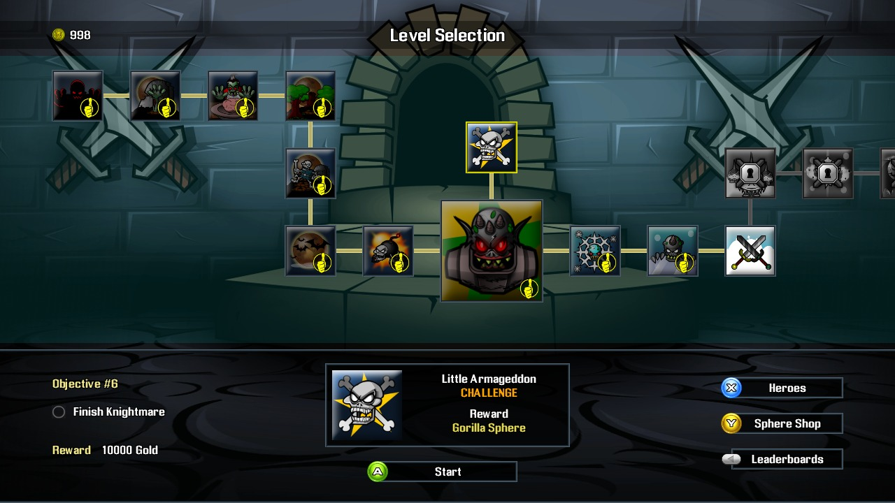 Undead Legions 2 Campaign Mode