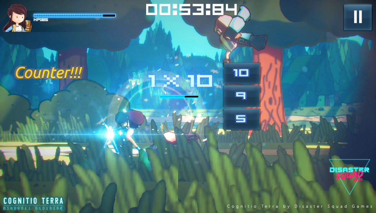 screenshot from pc version, presented at ESGS indie arena 2015