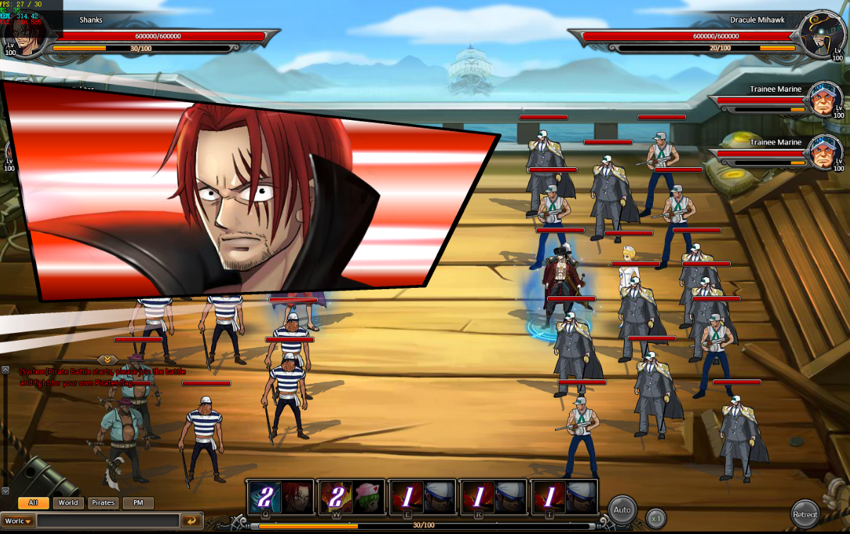 Image 5 - Game One Piece 2 - Indie DB