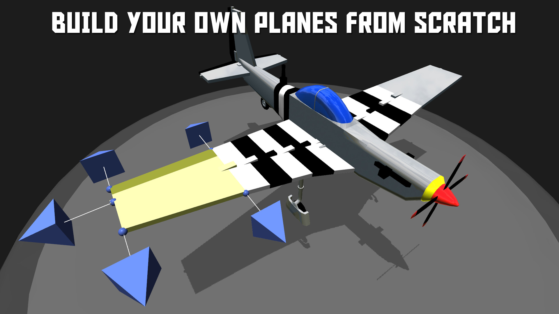 Simpleplanes Windows Mac Game Indie Db