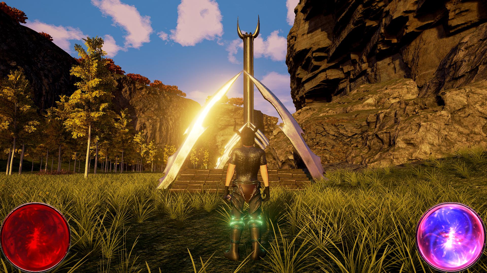Wizard Online Blade