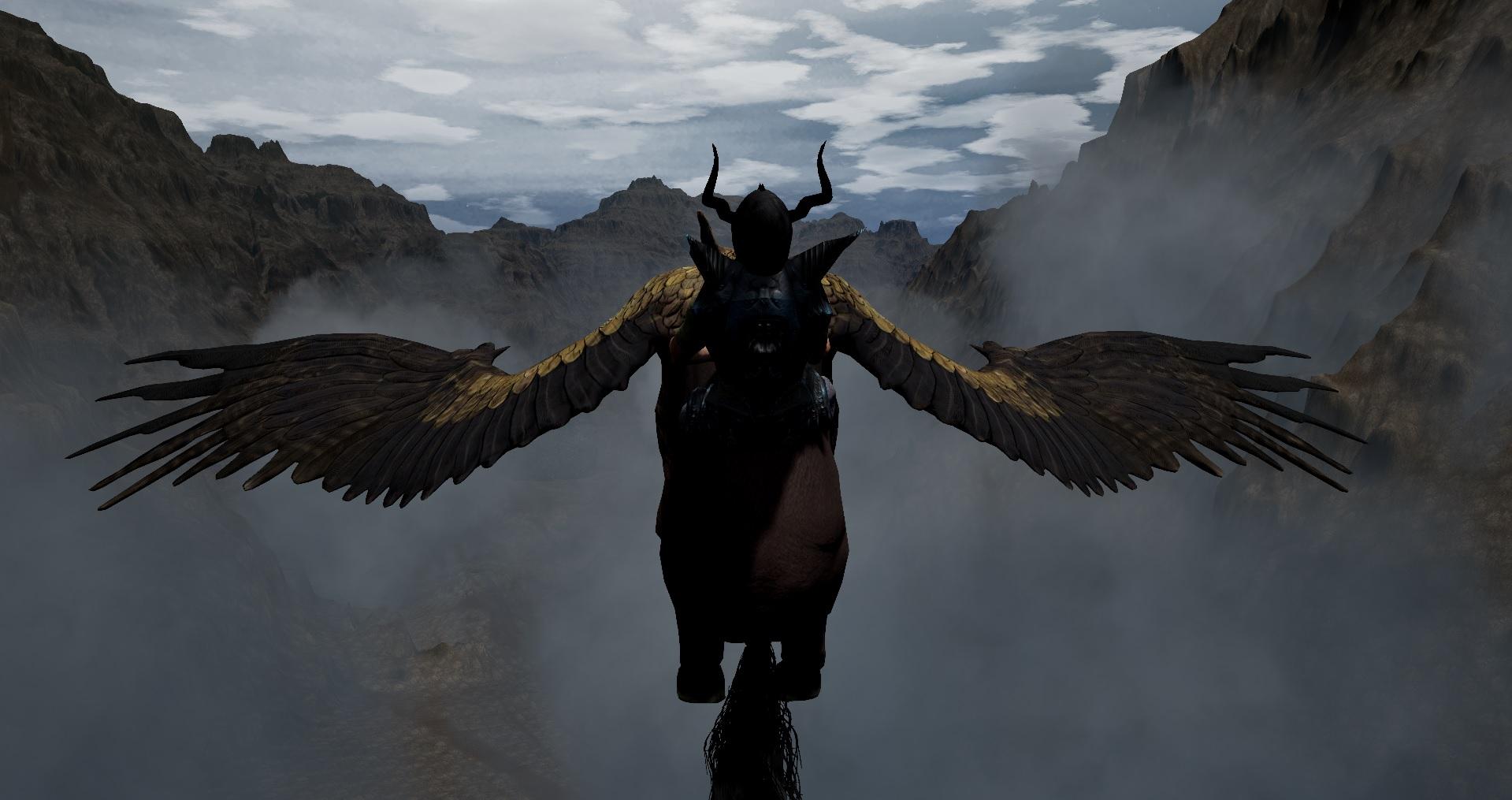 Wizard Online Mount